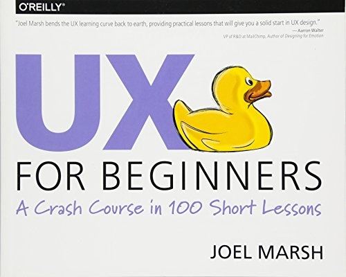 Download pdf ux for beginners a crash course in 100 short lessons download pdf ux for beginners a crash course in 100 short lessons by joel marsh pdf free ebook online fandeluxe Gallery