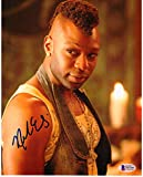 Nelsan Ellis signed 8x10 photo Lafayette Reynolds True Blood Beckett BAS COA autograph