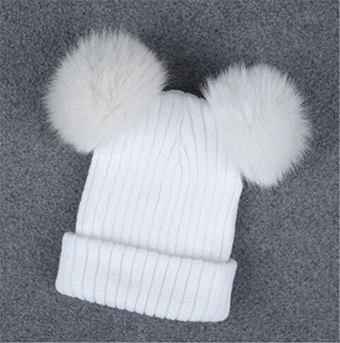 Heyuni. Women's Winter Chunky Knit Double