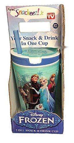 Snackeez Disney Drink Snack Frozen