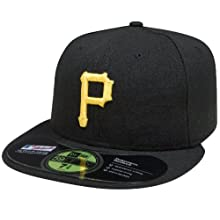 MLB Pittsburgh Pirates Game AC On Field 59Fifty Fitted Cap-778