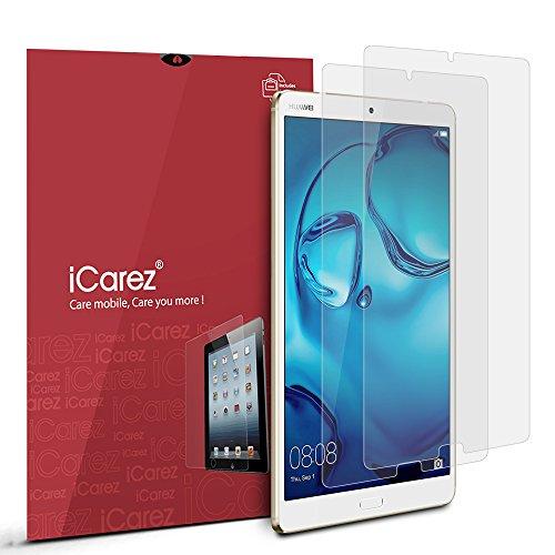 iCarez [Anti-Glare] Matte Screen Protector for Huawei MediaPad M5 8.4-inch Premium Easy Installation