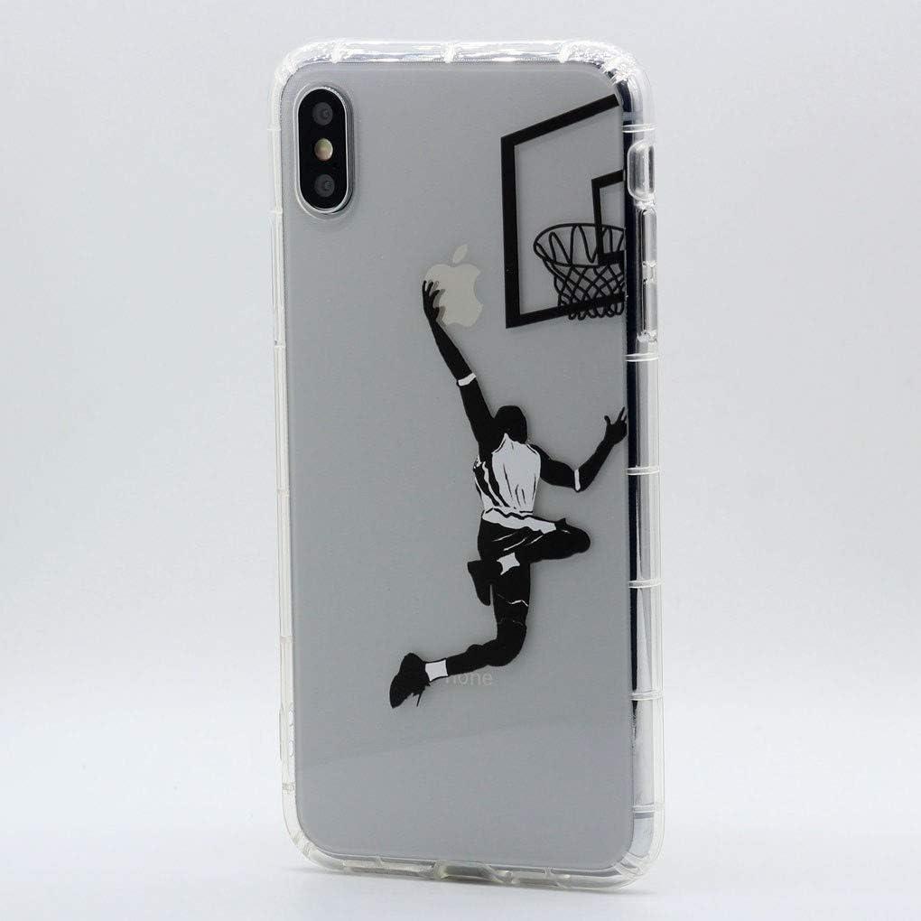 Keyihan iPhone 6S / iPhone 6 Funda Carcasa Cómic Divertido Lindo ...