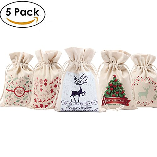 Christmas Candies Bags - 4