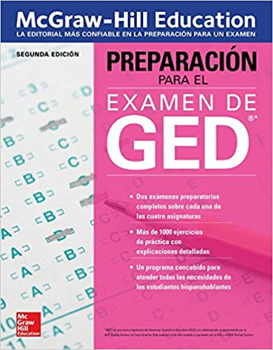 mcgraw hill textbooks 2014 ged