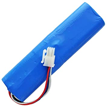 AccuCell - Batería para Philips FC8710 (14,8 V, 3400 mAh): Amazon ...