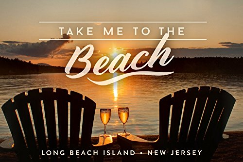 Long Beach Island, New Jersey - Take Me to the Beach - Sunse