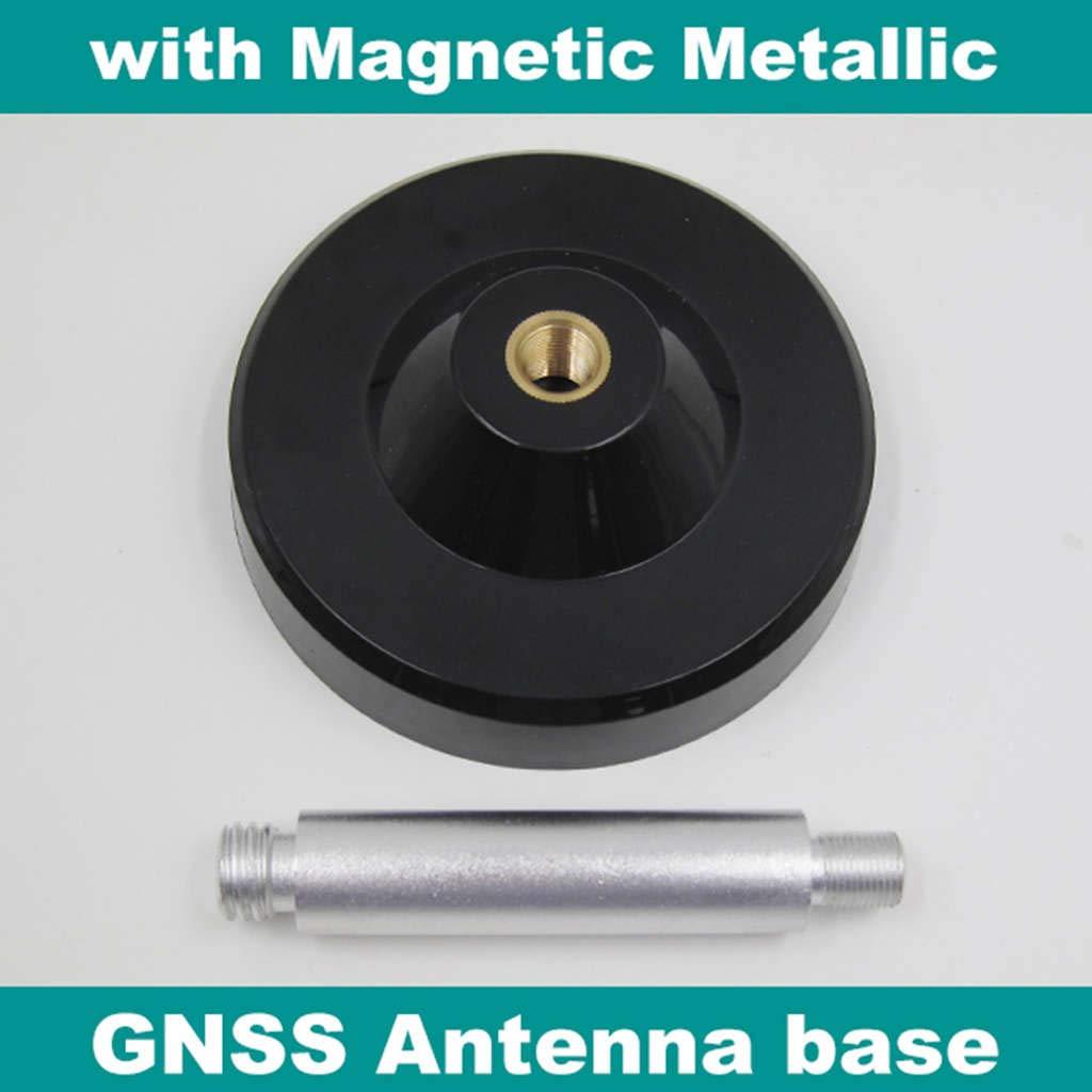 TOOGOO Bt-110 GPS Glonass Beidou Gnss Antenna Magnetic Base Mounting, Rtk GPS High-Precision Measurement Type, Timing Type Gnss Antenna