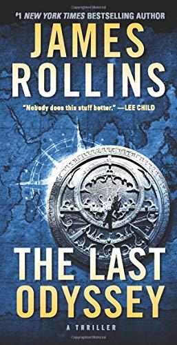 The Last Odyssey: A Novel