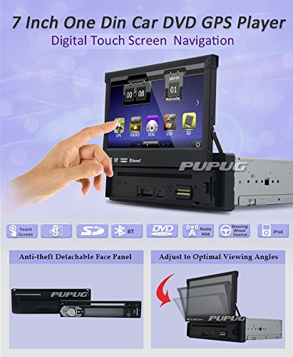 7 touch screen car stereo with navigation ☆ BEST VALUE