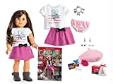 American Girl Grace Doll - ULTIMATE BUNDLE - American Girl of 2015, Includes Grace Doll withe Pierced Ears, Paperback Book and Welcome Gifts