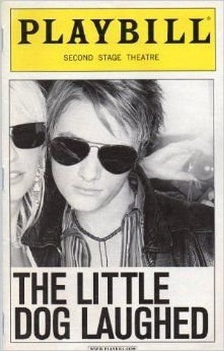 THE LITTLE DOG LAUGHED - PLAYBILL - JANUARY 2006 - VOLUME 122, NO. 1