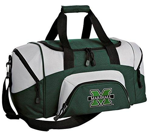 SMALL Marshall Duffle Bag Marshall University Gym Bag by Broad Bay