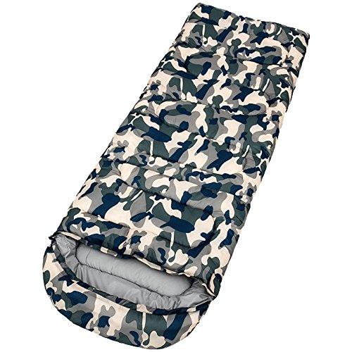 WUTONG Innen-Herbst- und Winterjahreszeiten des Schlafsacks Erwachsener im Freien Keucht dreckiger Schlafsack der Dicken Warmen Reise kampierender einzelner