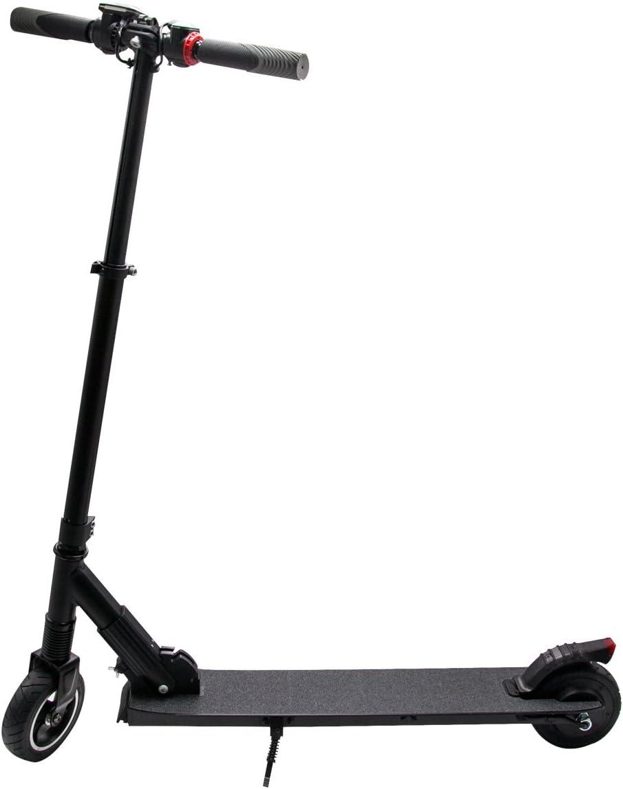 Hiboy S1 Patinete-Scooter Eléctrico Plegable Urbano con Batería de Litio Recargable, Negro, Adultos Unisex, Modelo, único