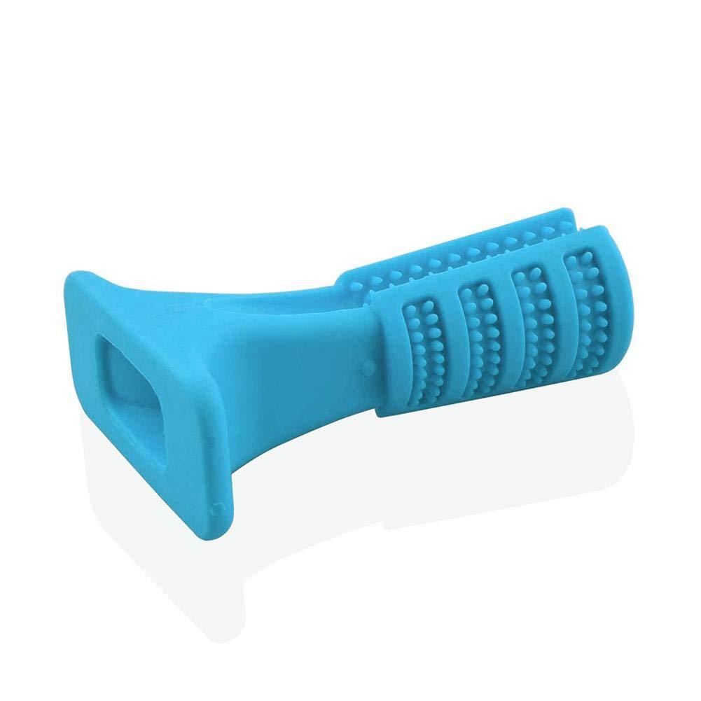 Class-Z Nouveau Brevet Chien à mâcher Jouet Silicone Tige dent broyage apaisant Brosse à Dents Jouet de Chien