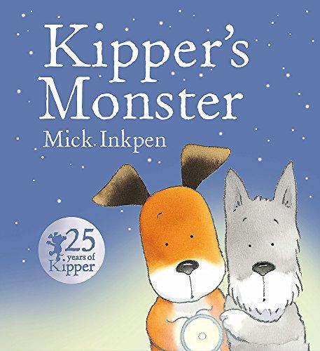 Kipper's Monster (Get Well Friends)