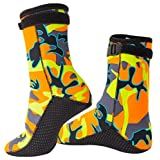 Neoprene Water Socks Adjustable Snorkeling Scuba Diving Boots for Beach Pool Swimming Surfing