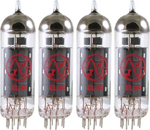 JJ Electronics Amplifier tubes (T-EL84-JJ-MQ)