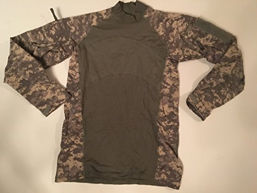 US ARMY COMBAT SHIRT (ACS) Massif Flame Resistant ACU (Large)