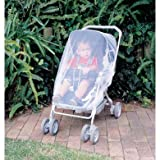 Dream Baby Stroller & Bassinet Insect Netting - 2 Pack