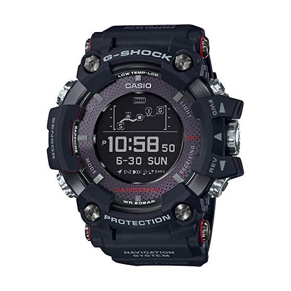 Casio Reloj Digital para Hombre de Cuarzo con Correa en Resina GPR-B1000-1ER 2