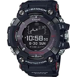 Casio Reloj Digital para Hombre de Cuarzo con Correa en Resina GPR-B1000-1ER: Amazon.es: Relojes