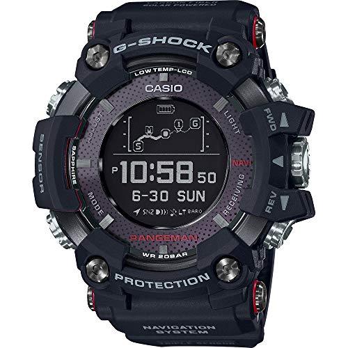 Casio Reloj Digital para Hombre de Cuarzo con Correa en Resina GPR-B1000-1ER 1