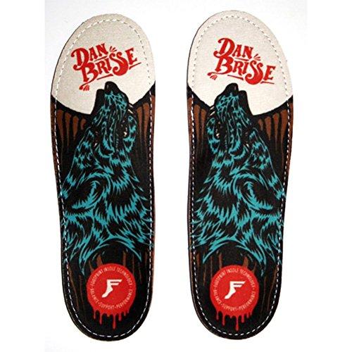 Footprint Gold Orthotic Dan Brisse Falcon Insole