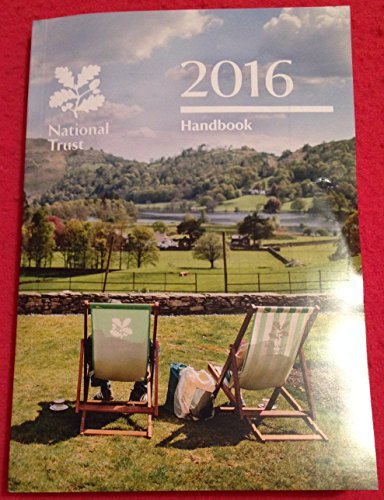 National Trust Handbook 2016 - Shop Online Zoo London