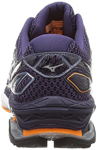 19 Basse Eclipse Uomo da Ginnastica Wave Silver Fgray 001 Mizuno Scarpe Creation Multicolore TaEwY