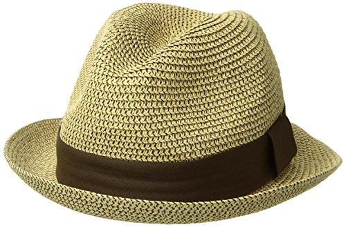 (San Diego Hat Company Men's UBF1017OSXBK, Mix Black, O/S)