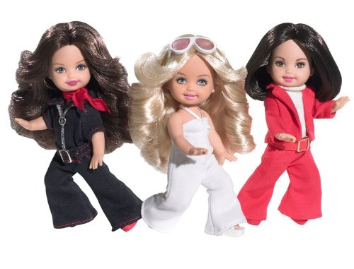 Barbie Charlie's Angels Kelly Gift Set for sale  Delivered anywhere in USA
