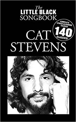 Amazon.com: Cat Stevens - The Little Black Songbook: Lyrics/Chord ...
