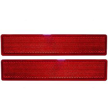 New Rear Left Driver Side Bumper Cover Reflector For 2006-2008 Honda Pilot HO1184102 33555S9VA11