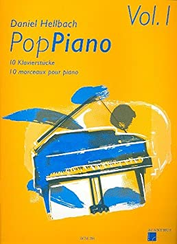 Acanthus Music Pop Piano - Vol. 1 - von Daniel Hellbach