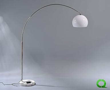 Bogenlampe Mit Dimmer ~ Beeindruckende designer retro bogenlampe stehlampe lunar rainbow