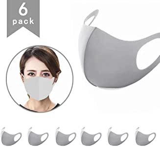Wearable Indoors and Outdoors(6pcs Gray)