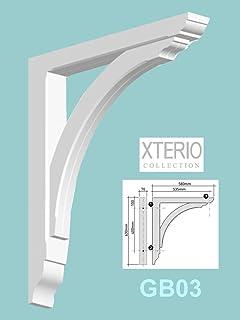 1 Maxidia Approved EPIK/® Porch Gallows Bracket 600 x 600mm