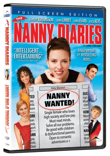 The Nanny Diaries (Full Screen) [DVD] (2007) DVD