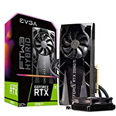 The EVGA GeForce RTX K-series graphics cards are powered by the all-new NVIDIA Turing architecture to give you incredible new levels of gaming realism, speed, power efficiency, and immersion. With the evgageforce RTX K-series gaming cards you...