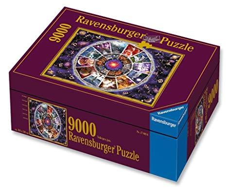 Ravensburger – 17805 – Puzzle – Signes Du Zodiac – 9000 Pièces