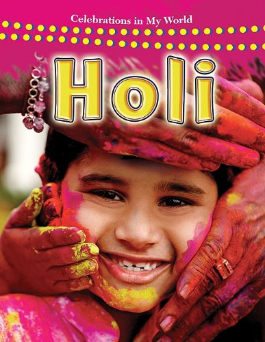 Holi (Celebrations in My World) by Brand: Crabtree Pub Co (Image #2)