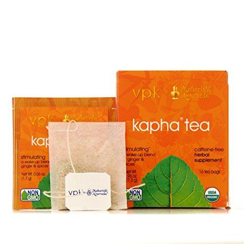 Stimulating Kapha Organic Herbal Tea, 16 Herbal Tea Bags.96 oz (27.2 g)