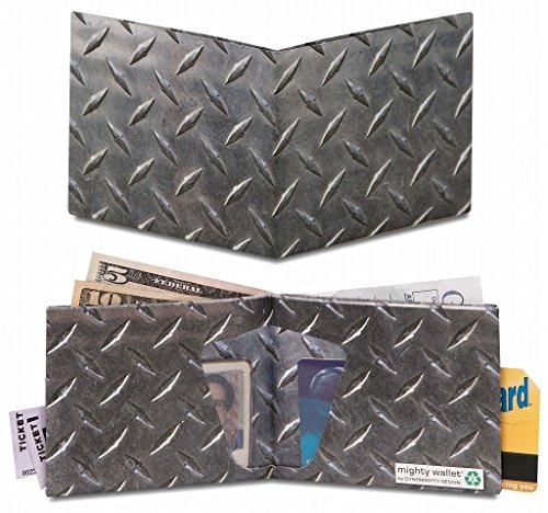 Dynomighty - Mighty Wallet - Geldbörse aus Tyvek - Diamond Plate
