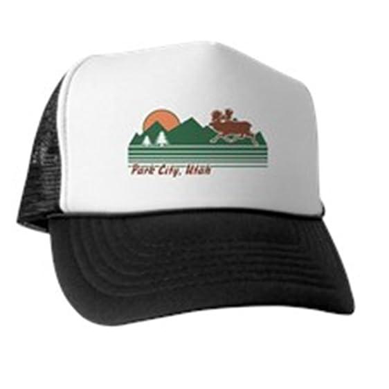 281643617c4 ... new arrivals cafepress park city utah trucker hat classic baseball hat  unique trucker cap 982d9 bdd2d