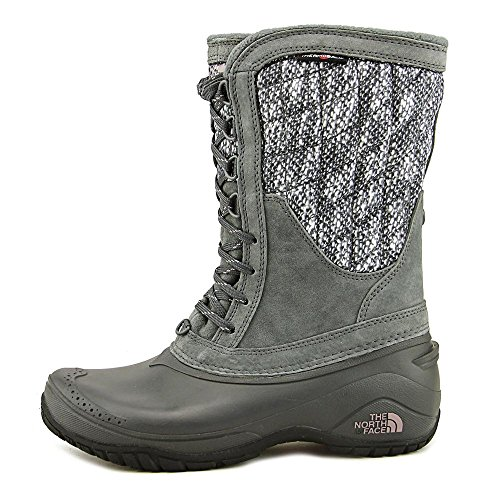 Gate Face Weather quail Boots Toe Grey Womens calf Grey Utility Iron Thermoball Mid North Closed Cold The HRqwCO55