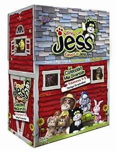 Pack Adivina Con Jess-Edición Limitada (Pack Volumes 1-5) [DVD]