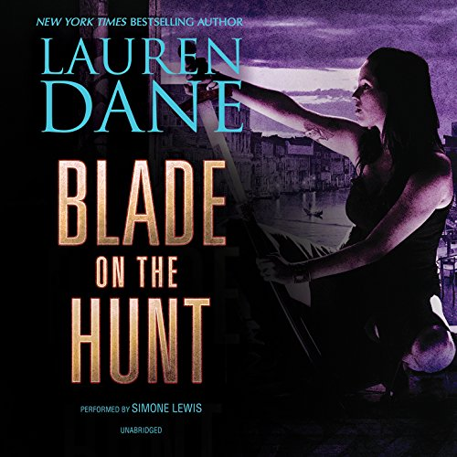 Blade on the Hunt (Goddess with a Blade Series, book 3)