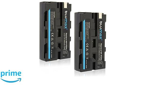 Ver Lista! // DSC-CD Bater/ía NP-F550 para Sony CCD-TR.// DCR-VX